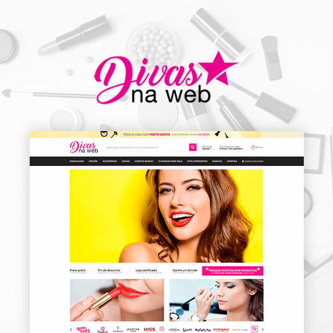 Divas na Web