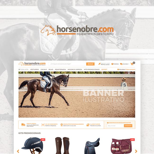 Horse Nobre