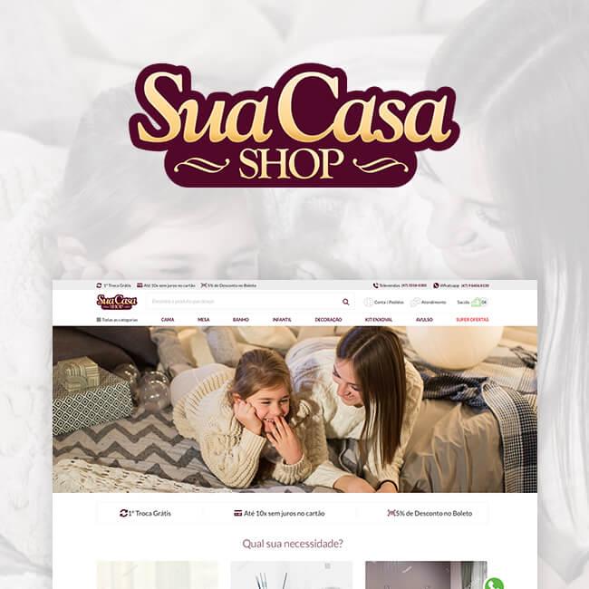 Sua Casa Shop
