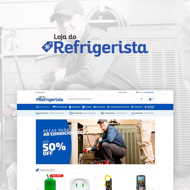 Loja do Refrigerista